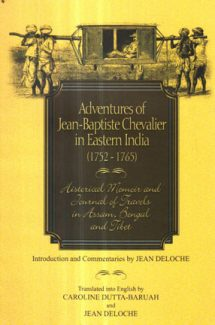 Adventures of Jean-Baptiste Chevalier in Eastern India(1752-1765)